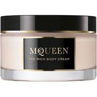 Alexander McQueen Rich Body Cream 180ml
