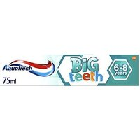 Aquafresh Kids Big Teeth Toothpaste 75ml