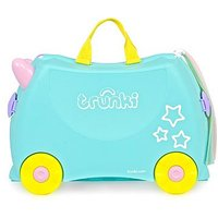 Trunki Una the Unicorn Ride-on Suitcase