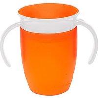 Munchkin Miracle 360 Trainer Cup 207ml Orange