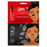 Yes To Tomatoes 2-Step Nose Kit: Buh-Bye Clogged Pores!