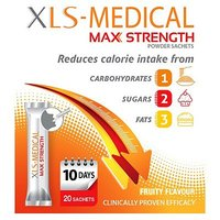 XLS Medical Max Strength Powder   20 Sachets