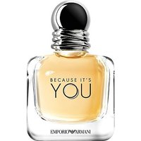 Emporio Armani Because It's You Eau de Parfum 50ml