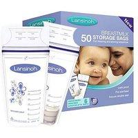 Lansinoh Breast Milk Storage Bags 50