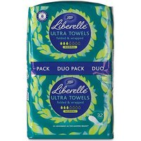 Boots Liberelle Ultra Towels Duo Normal 32s