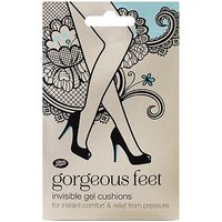 Boots Gorgeous Feet Invisible Gel Cushion