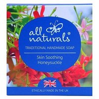 All Naturals Skin Soothing Honeysuckle Soap 100g
