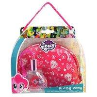 My Little Pony Eau De Toilette and Cosmetic Bag Set