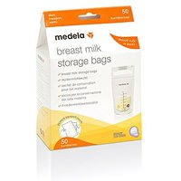 Medela Breastmilk storage bags 50s