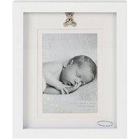 4x6 White Photo Frame With Icon