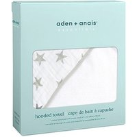 aden by aden + anais Hooded Towel - Dusty
