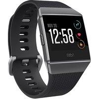 Fitbit Ionic - Charcoal/smoke Grey