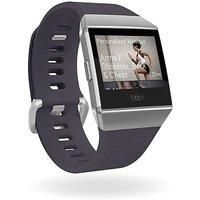 Fitbit Ionic - Blue-grey/silver-grey