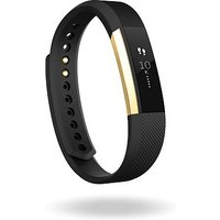 Fitbit Alta Special Edition - Black/ 22k Gold Plated (small)