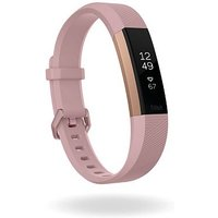Fitbit Alta Hr Special Edition - Pink/22k Rose Gold Plated (large)