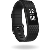 Fitbit Charge 2 Special Edition - Black Gunmetal (large)