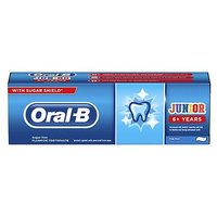 Oral B Junior  6  Years  Toothpaste 75ml