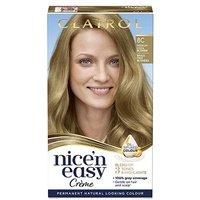 Clairol Nice n Easy Permanent Hair Dye 8C Medium Cool Blonde 177ml