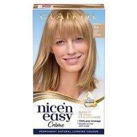 Clairol Nicen Easy Crme Oil Infused Permanent Hair Dye 9A Light Ash Blonde 177ml