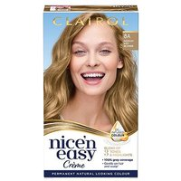 Clairol Nice n Easy Permanent Hair Dye 8A Medium Ash Blonde 177ml