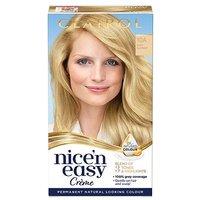 Clairol Nicen Easy Crme Oil Infused Permanent Hair Dye 10A Baby Blonde 177ml