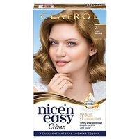 Clairol Nicen Easy Crme Oil Infused Permanent Hair Dye 7 Dark Blonde 177ml