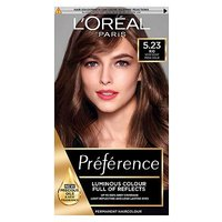 LOreal Preference Infinia 5.23 Chocolate Rose Gold Brown Permanent Hair Dye