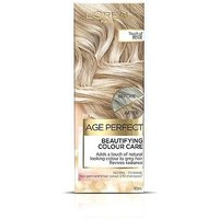 LOreal Age Perfect Colour Care Beige Grey Hair Toner