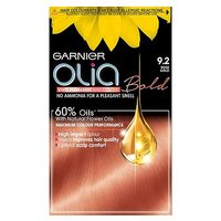 Garnier Olia Bold 9.2 Rose Gold No Ammonia Permanent Hair Dye