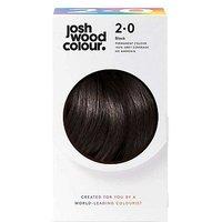 Josh Wood Colour 2.0 Darkest Brown/Natural Black Permanent Hair Dye