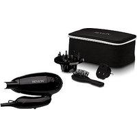 Revlon Essentials Dry & Go Travel Hairdryer Set