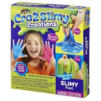 Cra-z-Slimy Creations Silly Slimy Fun Kit