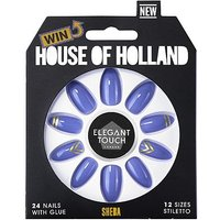 Elegant Touch House Of Holland Core Nails Vii - Sheba