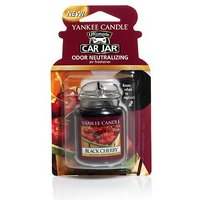 'Yankee Candle Classic - Car Jar Ultimate Black Cherry