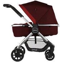 Diono Quantum Multi-Mode Travel Stroller - Red