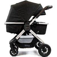 Diono Quantum Premium Multi-Mode Travel Stroller - Grey