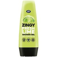 'Boots Zingy Fresh Lime Shower Gel 250ml