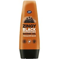 Boots Zingy Black Peppercorn Shower Gel 250ml