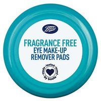 Boots Fragrance-free Eye Make-up Remover Pads 40