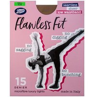 Boots Flawless Fit 15d Low Waistband