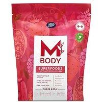 Mbody Super Reds Protein Powder 400g