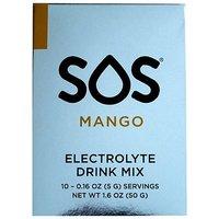 SOS Mango Electrolyte Drink Mix - 10 Servings
