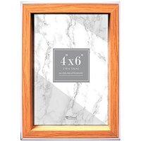 Anker white edged photo frame 4x6