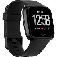 Fitbit Versa Black/black Aluminium
