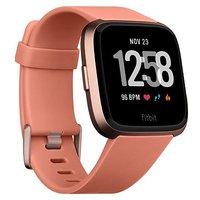 Fitbit Versa Peach/rose Gold Aluminium