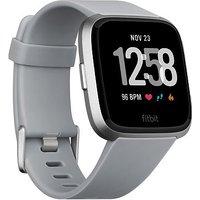 Fitbit Versa Gray/silver Aluminium