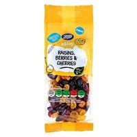 Boots Nibbles Raisins, Berry & Cherries 150g