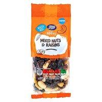 Boots Nibbles Mixed Nuts & Raisins 150g