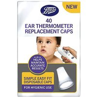 Boots Ear Thermometer Replacement Caps - 40 Caps