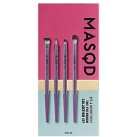 MASQD Eye & Brow Tools - The Eye Brush Collection Set